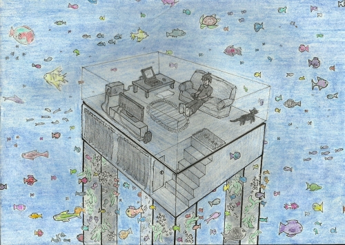 Reverse fishtank life