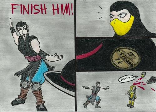 Kung Lao wins Ballin' Victory
